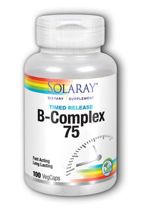 B-Complex Two Stage Timed-Release