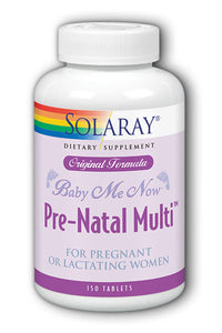 Baby Me Now Prenatal Multi Orig Form