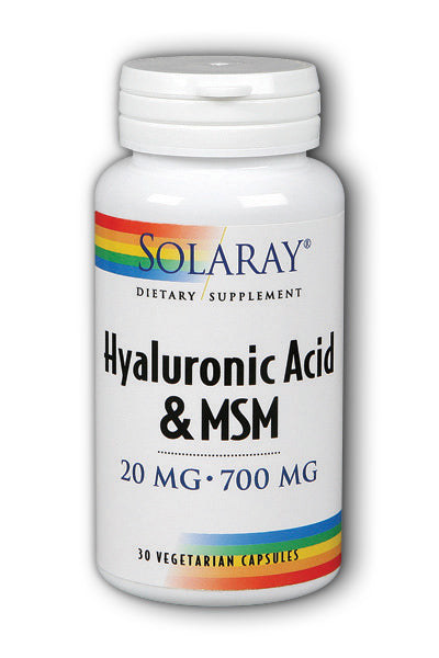 Hyaluronic Acid plus MSM