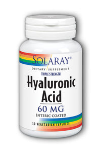 Triple Strength Hyaluronic Acid