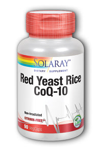 Red Yeast Rice plus CoQ-10