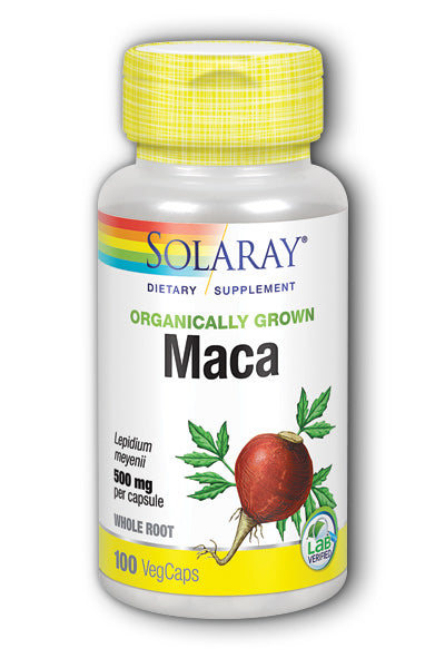Organically Grown Maca Root
