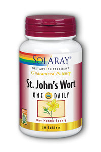 One Daily St. John's Wort