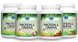 Fermented Organic Protein & Greens