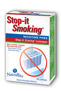 Stop-it Smoking Anti-Craving Lozenges