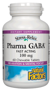 Pharma GABA Chewable