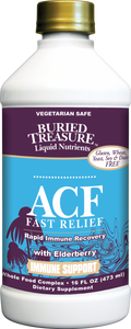 ACF FAST RELIEF 16 OZ