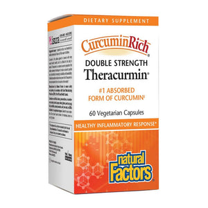 Curcuminrich Theracurmin Double Strength