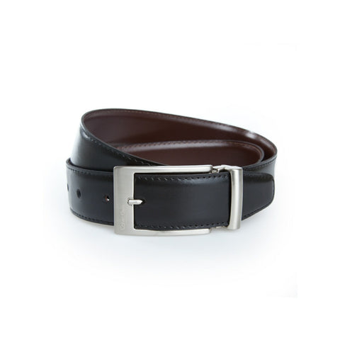 Calvin Klein Reversible Belt Rectangular Buckle