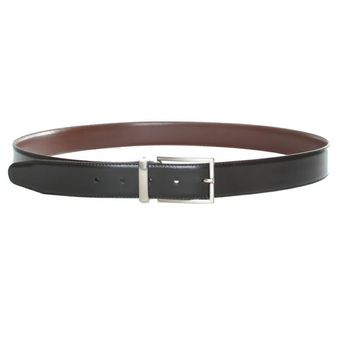 Calvin Klein Reversible Belt Slim Buckle