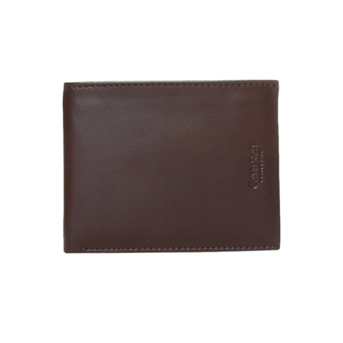Calvin Klein Brown Bifold Wallet