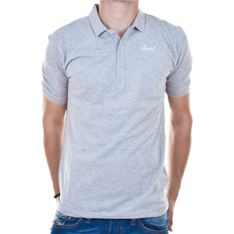 Diesel Grey Collared T-Shirt Sale