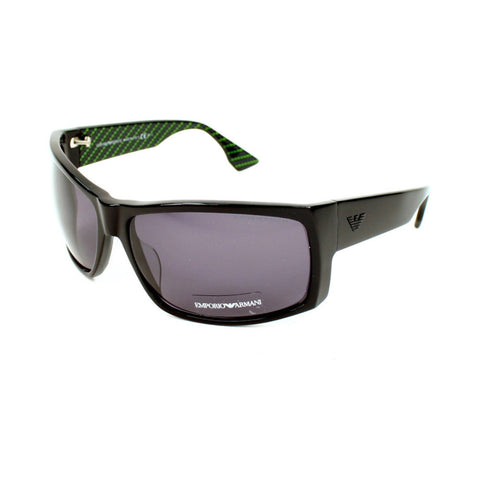 Emporio Armani Rectangular Acetate Sunglasses Sale