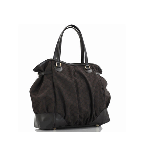Gucci Brown Full Moon Handbag Sale