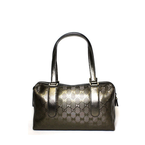 Gucci Joy Boston Metallic Gold Bag Sale