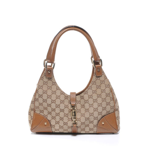 Gucci Monogram Bardot Handbag Sale
