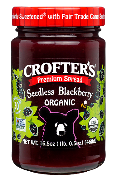 Blackberry Seedless Family Size Premium Spread