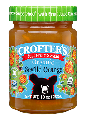Seville Orange Just Fruit Spread