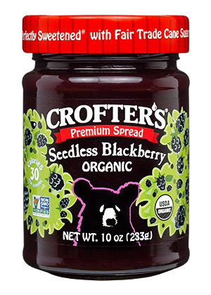 Blackberry Seedless Premium Spread