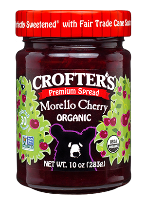 Morello Cherry Premium Spread