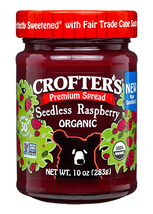 Raspberry Seedless Premium Spread