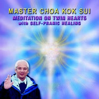 Meditation on Twin Hearts with Self Pranic Healing CD