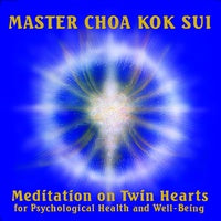 Meditation on Twin Hearts for Psychological Health and Well-Being CD