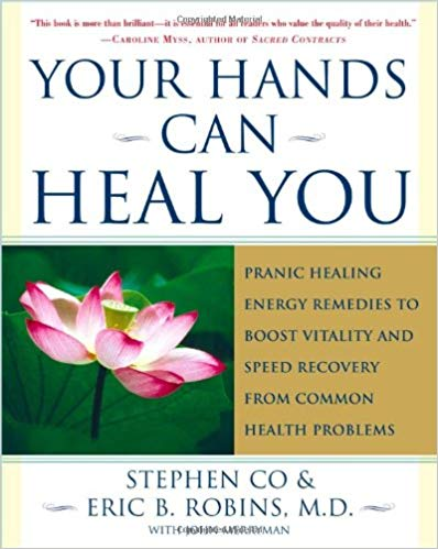 Your Hands Can Heal You Book (out of stock)