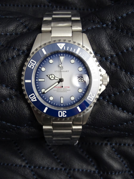 OCEAN 1 PREMIUM BLUE CERAMIC - LIMITED exclusively only here available