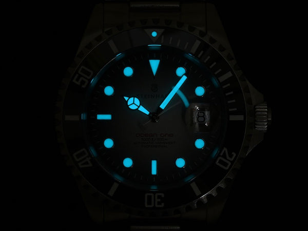 OCEAN 1 PREMIUM BLACK CERAMIC - LIMITED exclusively only here available