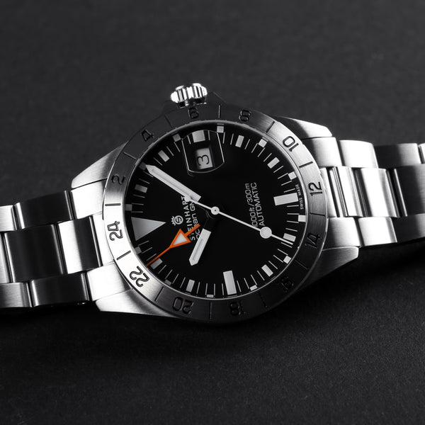 "Ocean 39 vintage GMT special OLKO edition ""exclusively only here available"""