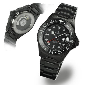 OCEAN One GMT black DLC