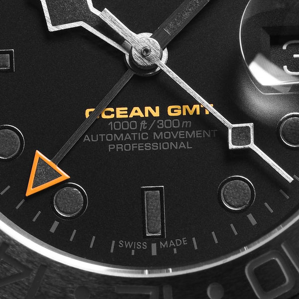 OCEAN One GMT Phantom orange