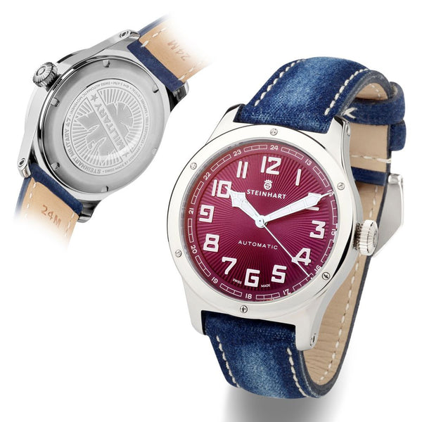 Military 47 automatic red