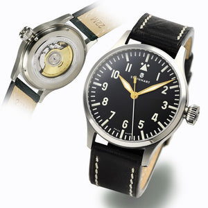 "Nav B-Uhr 44 premium automatic ""only here available"""