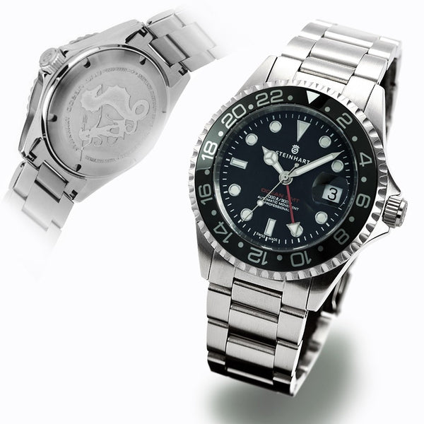 GMT-OCEAN 1 BLACK Ceramic