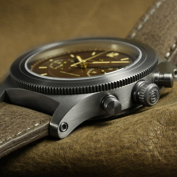 Marine-Officer Titanium Limited Edition  15/66  only one last exemplar here available !!!