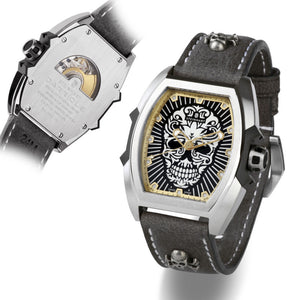 BARRIQUE Skull Limited Edition No. 107 / 111 St.