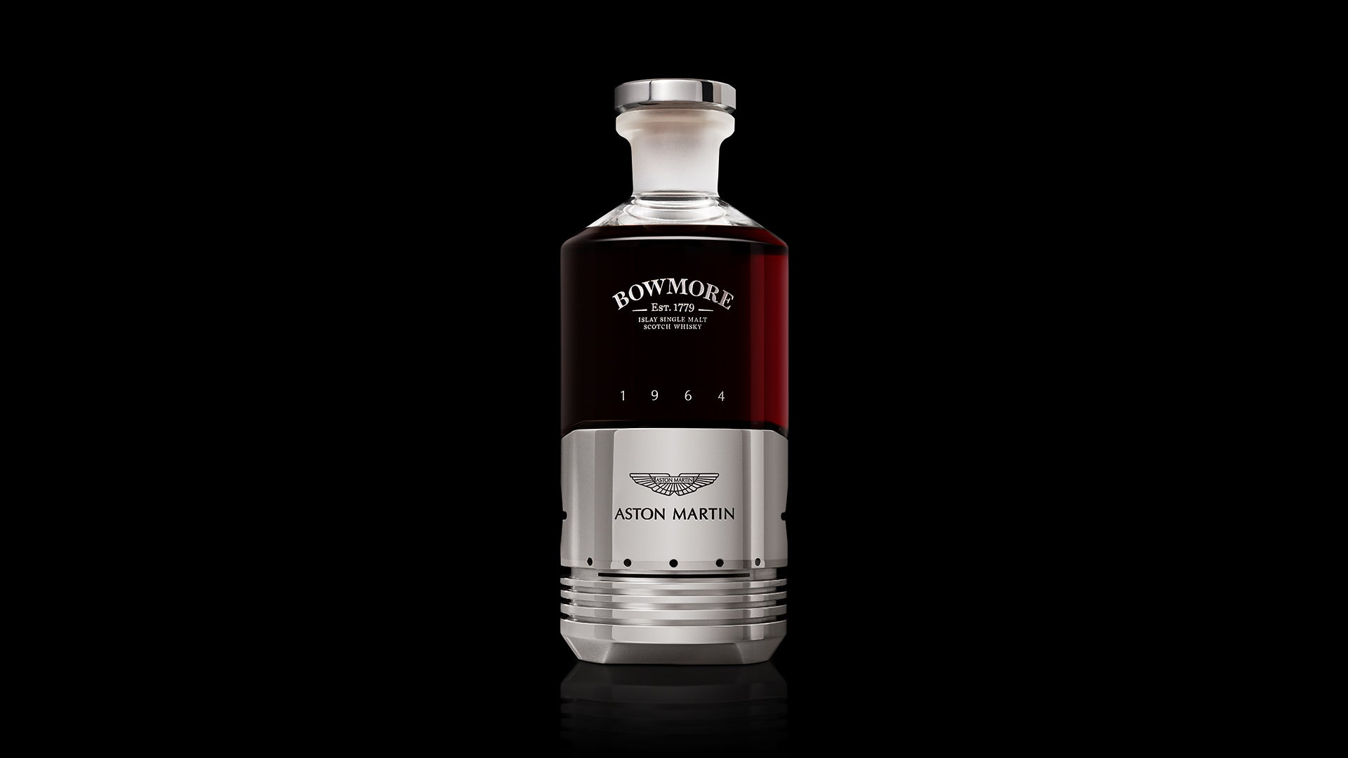 An Aston Martin £50,000 Bottle of Whiskey That James Bond Would Love