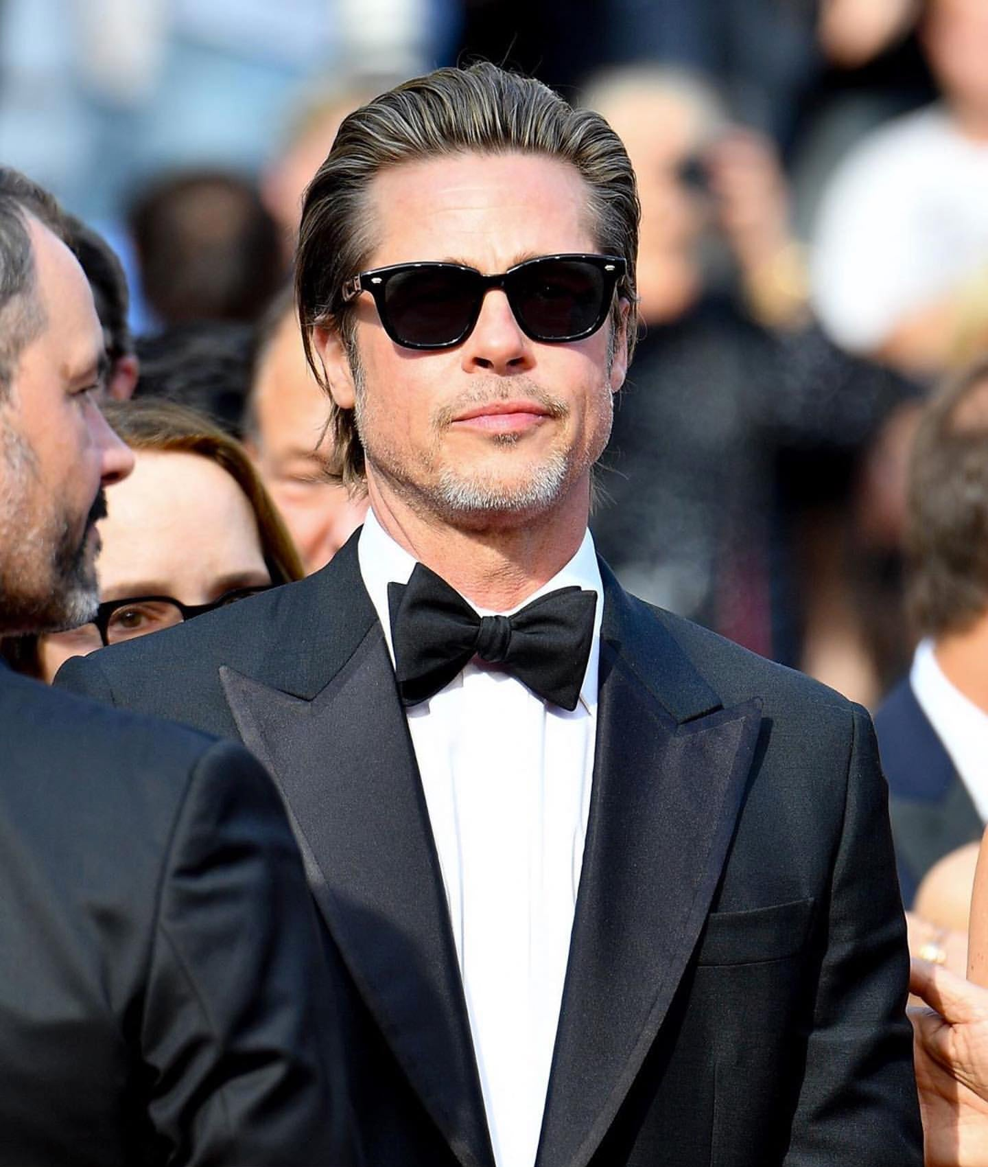 BRAD PITT: ONCE UPON A TIME IN CANNES...