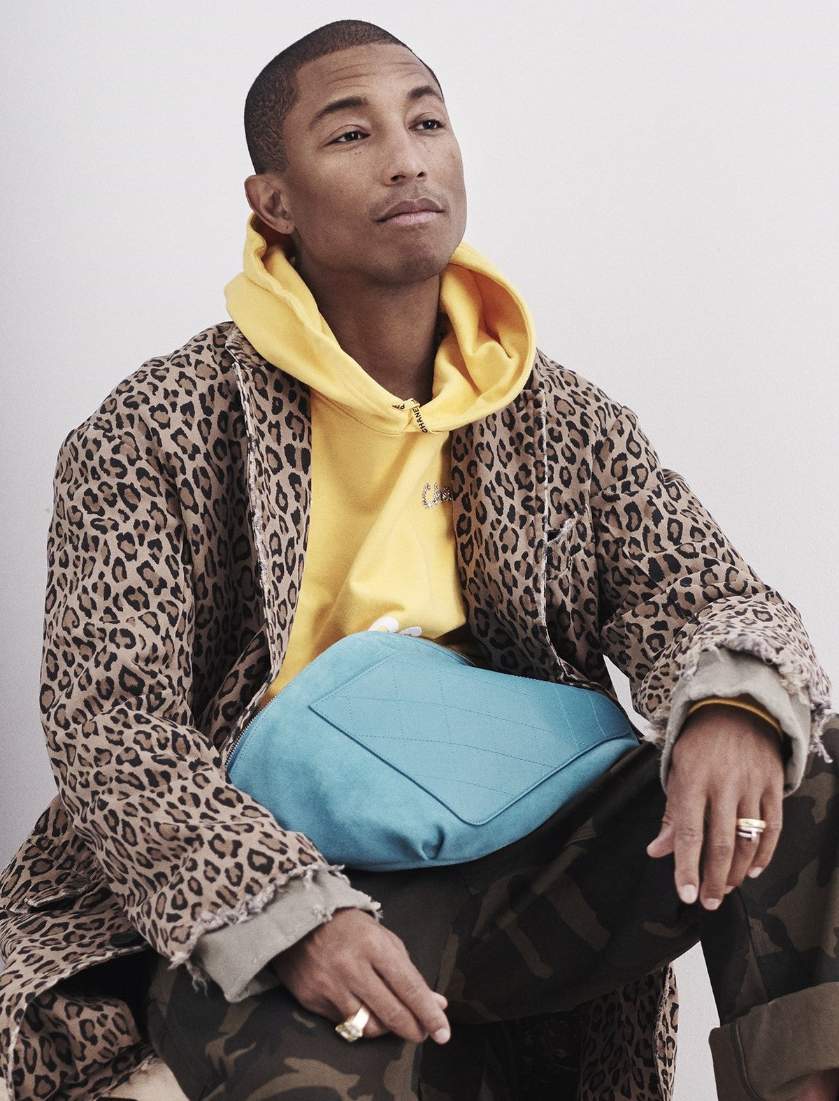 Chanel Pharrell: An Infamous Collaboration of Legendary Proportions
