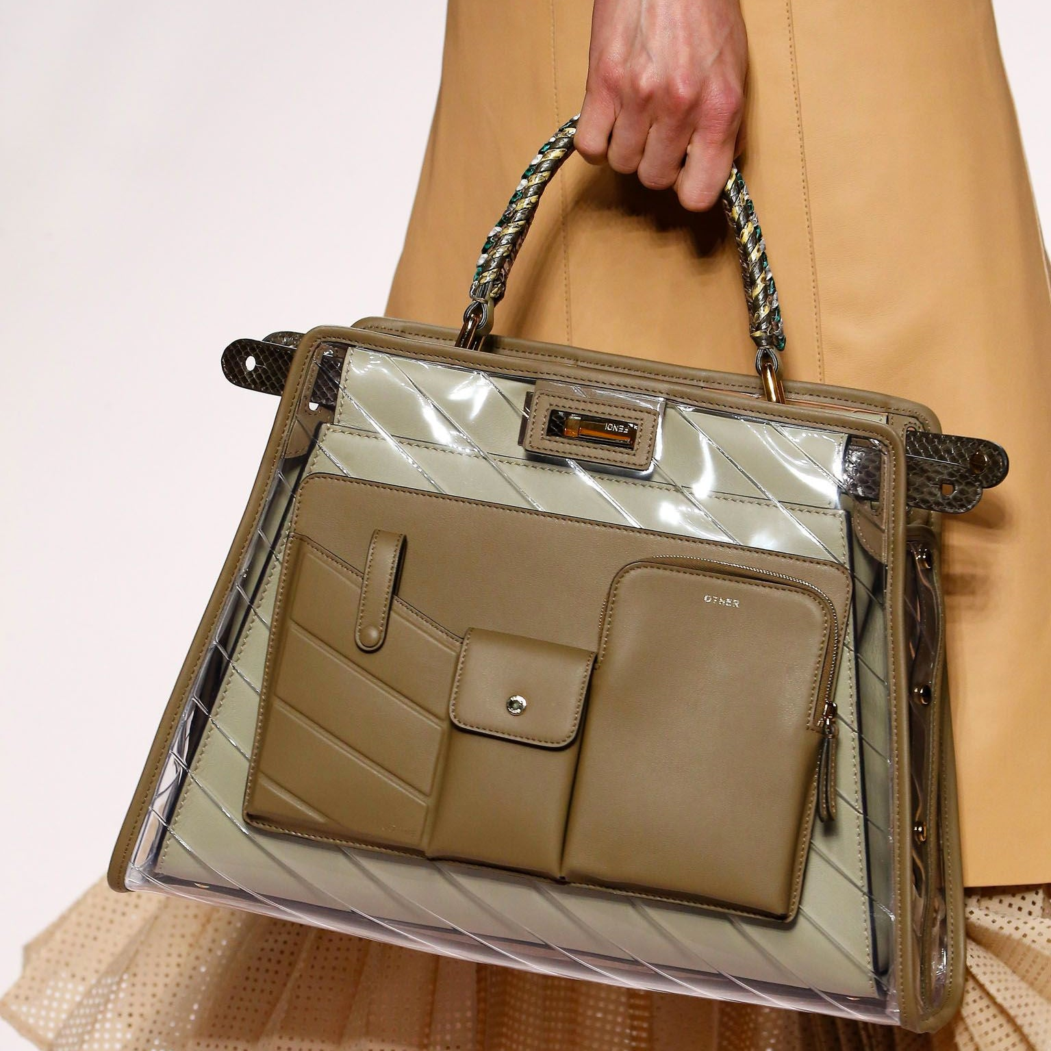 The Peekaboo Fendi Handbag is a Spring/Summer Must-Have