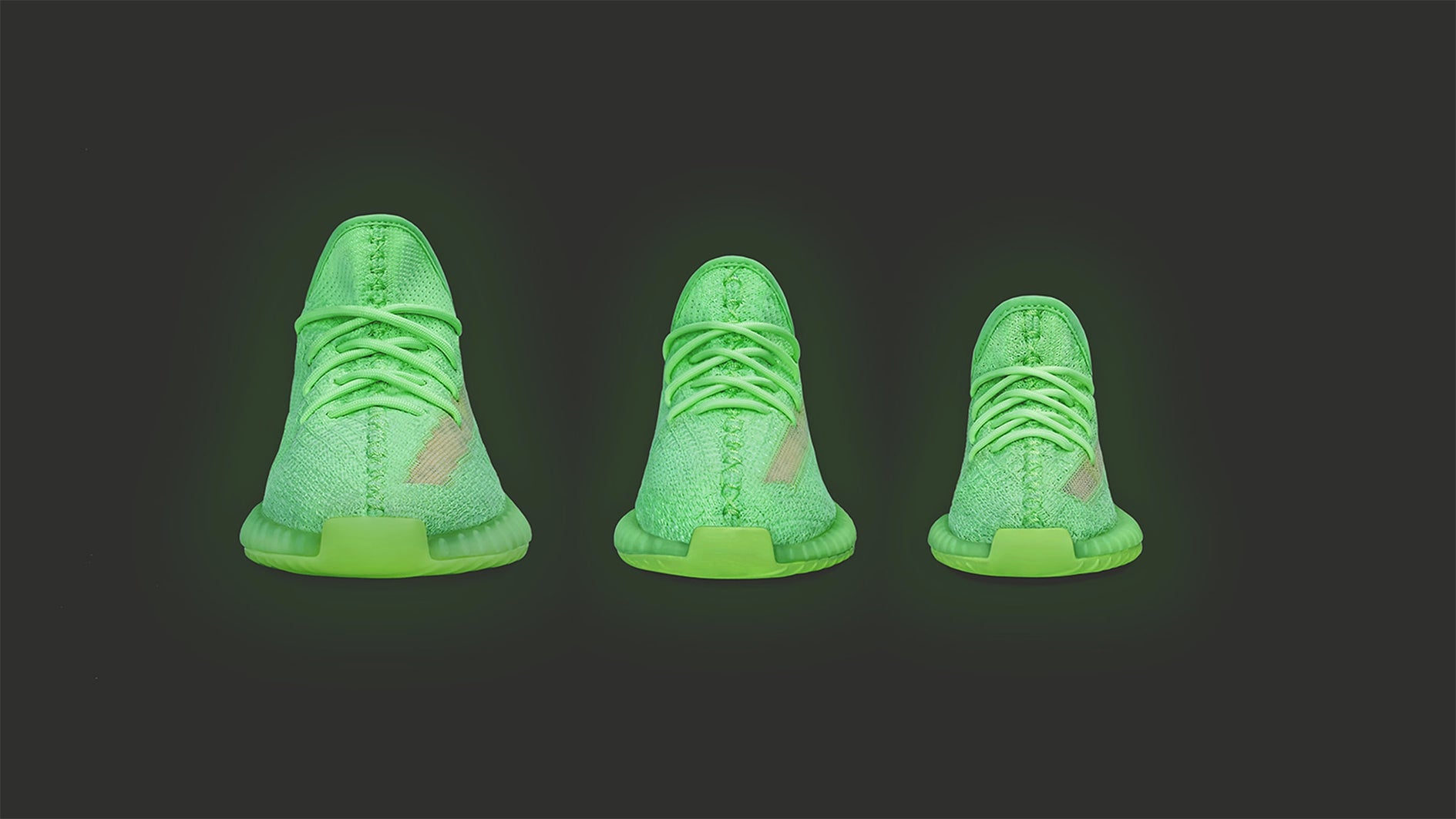 Glow In The Dark: The YEEZY Sneaker Era