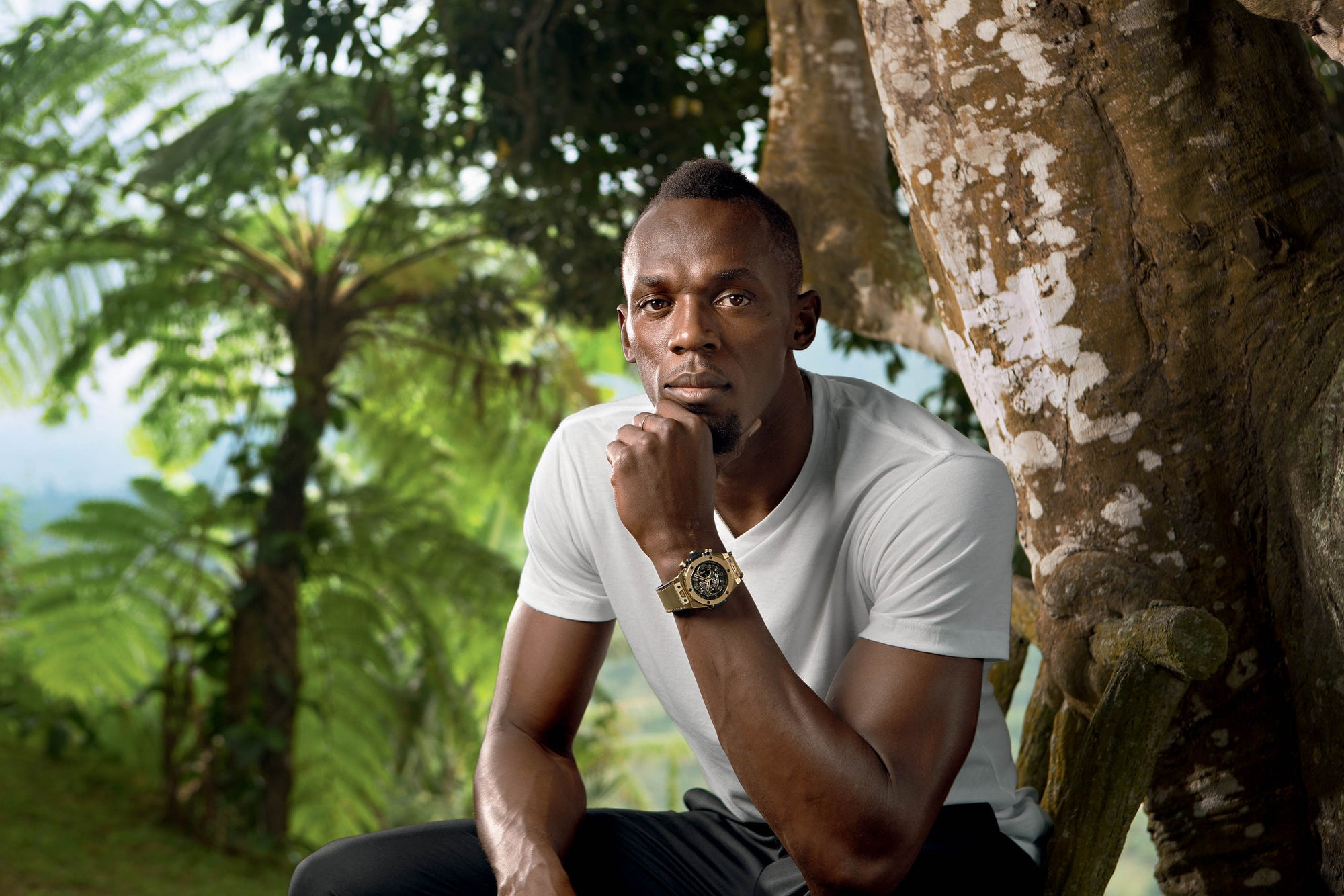 Usain Bolt x Hublot Deliver Three Newly Designed Custom Timepieces