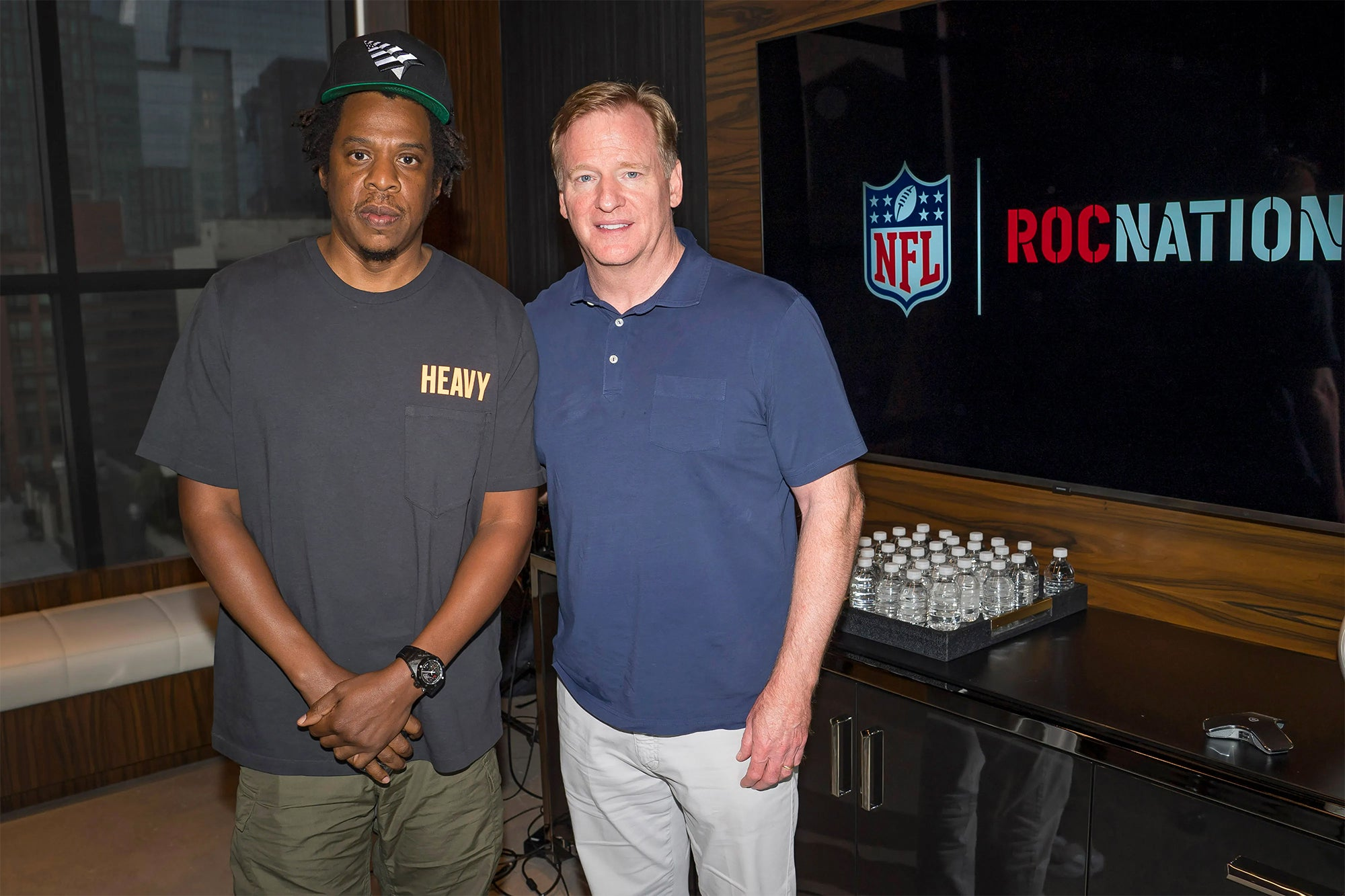 The Genius Behind the JAY Z x NFL Collaboration
