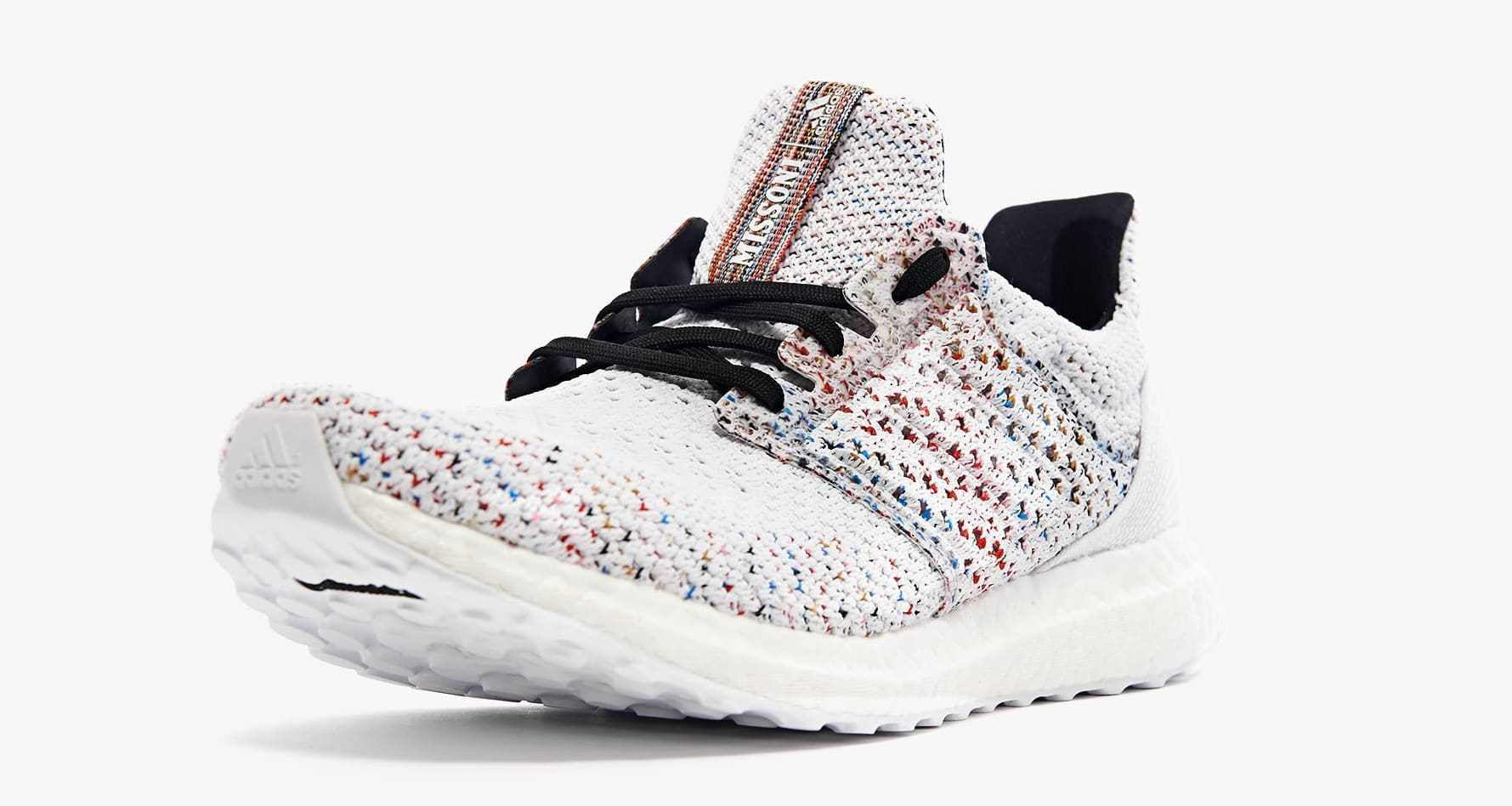 Missoni x adidas Ultra Boost Clima Pack