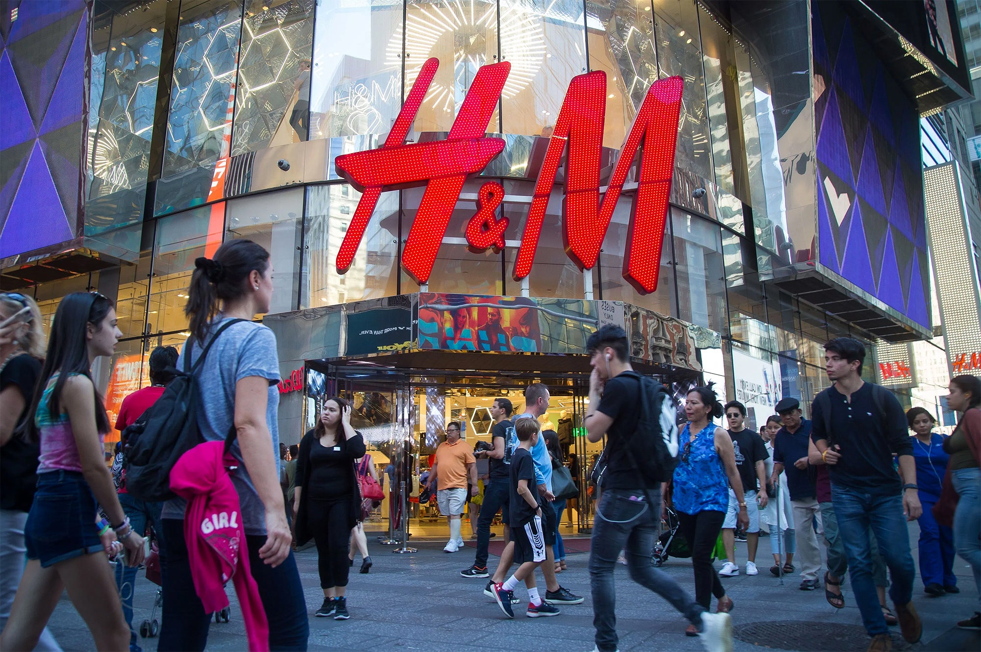 H&M Wants People To Stop Consumer Shaming Because It's Hurting Their Bottom Line