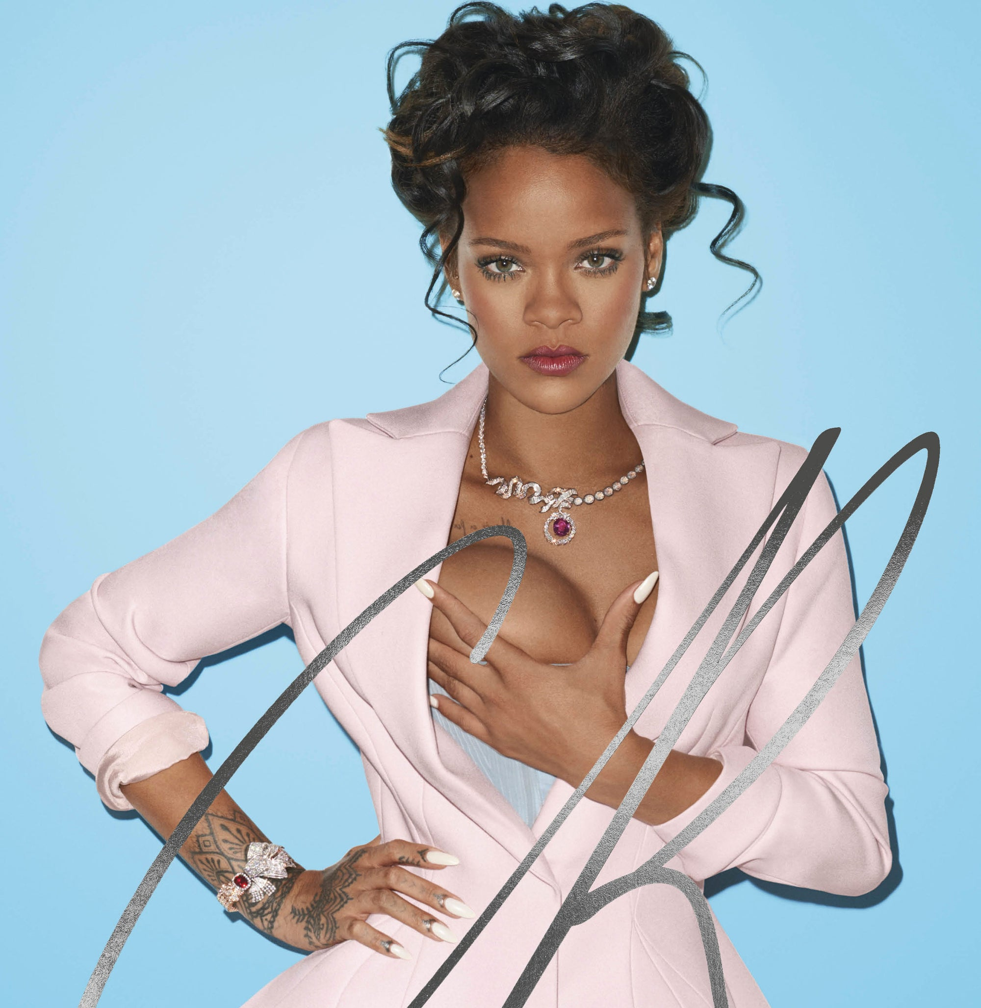 The Rihanna Book — A Photographic Masterpiece
