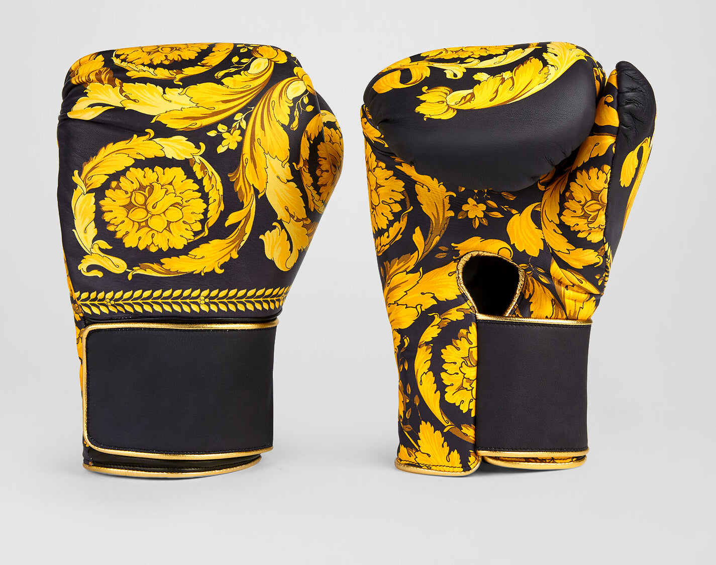 These $3,200 Versace Boxing Gloves Are An Instant Collectible