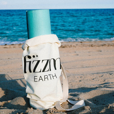 Super Natural Yoga Bag by Fizzm